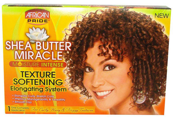 African Pride - Shea Butter Miracle - Moisture Intense