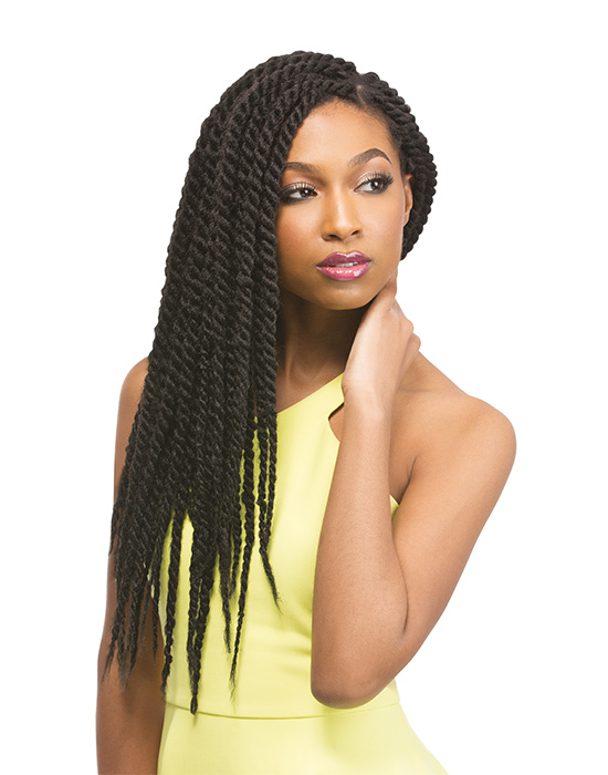 X-Pression - Cuevana Twist - Crochet Braid