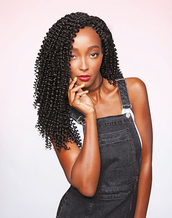 Feme - Urban Rewind - Pre-Looped - Crochet Braids