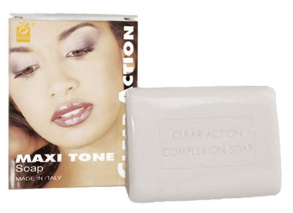 A3 Bianca Clear Action Maxi Tone Soap 100g