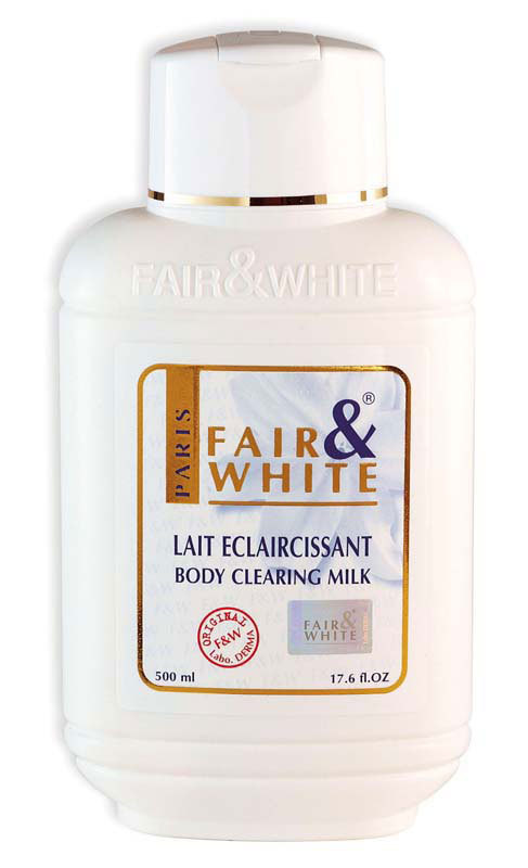 Fair & White - Body Clearing Milk - Inhalt: 485ml