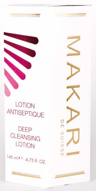 Makari - Lotion Antiseptique - Deep Cleansing Lotion - 140ml