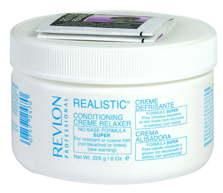 Revlon Professional - Realistic Conditioning Creme Relaxer Super - Inhalt: 226g