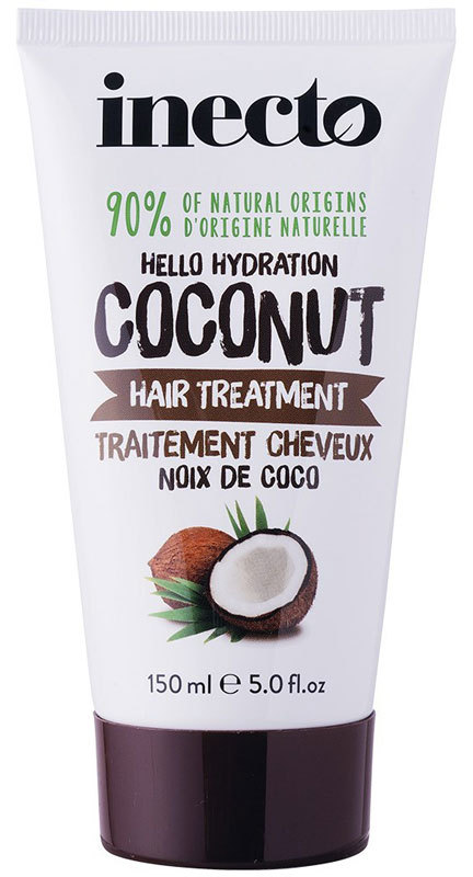 Inecto - 90% of Naturals Origins - Coconut Hair Treatment - 150ml