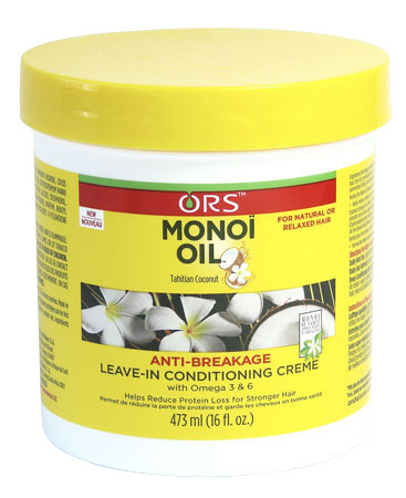 ORS - Monoi Oil - Anti-Breakage - Leave-in Conditioning Creme - 473 ml (16 fl. oz.)