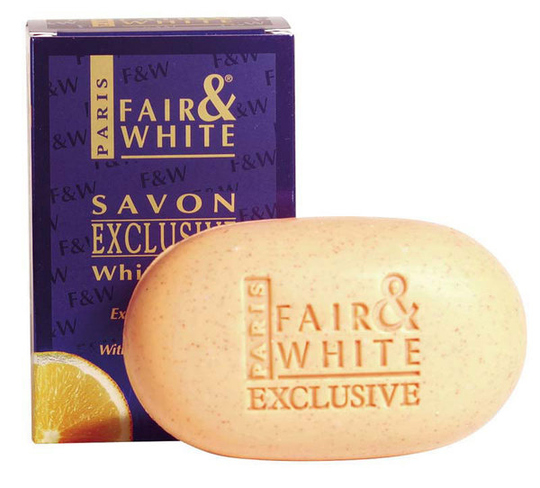 Fair & White - Exclusive Whitenizer Exfoliating Soap Vitamin C - Inhalt: 200g