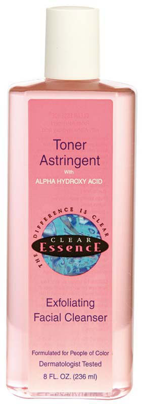 Clear Essence - Anti Aging Toner Astringent with Alpha Hydroxy Acid - Inhalt: 236ml