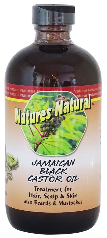 Natures Natural - Jamaican Black Castor Oil - Inhalt: 236ml