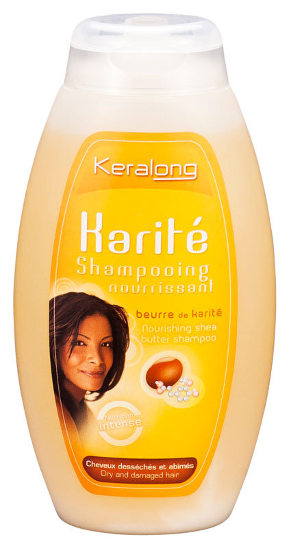 Keralong Nourishing Shea Butter Shampoo 250ml