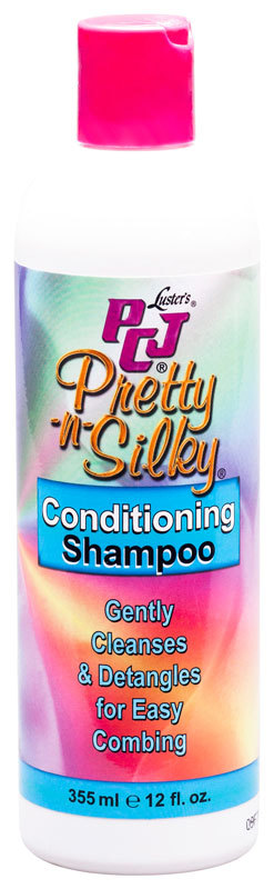 PCJ Pretty n Silky Conditioning Shampoo 355ml