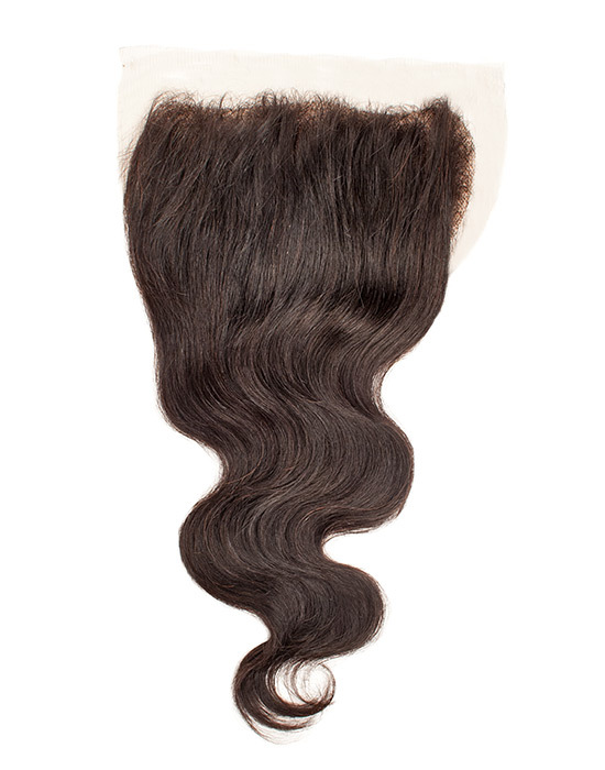 Sensationnel - Bare & Natural Closure - Brazilian Silk Body Closure - 100% Human Hair