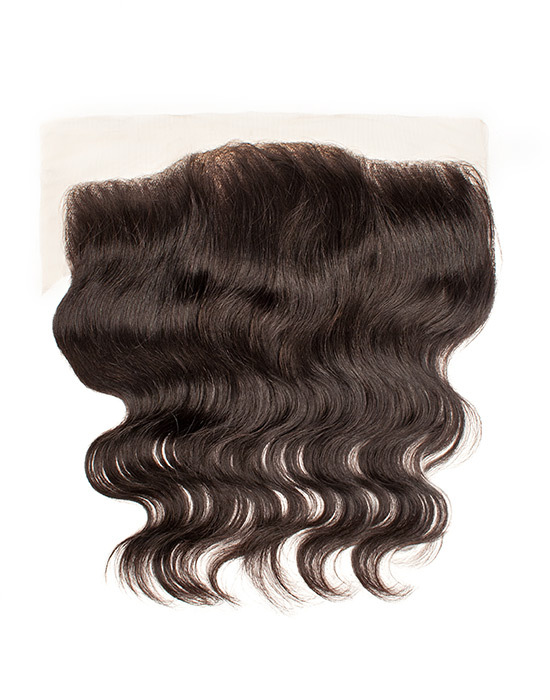 Sensationnel - Bare & Natural Closure - Brazilian Silk Coverall Body Closure - 100% Human Hair