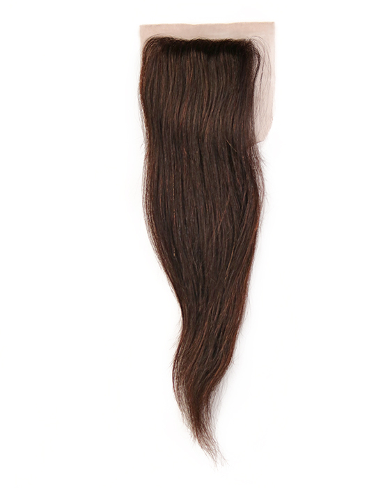 Feme Collection - 100% Virgin Brazilian Closures - Straight Closure