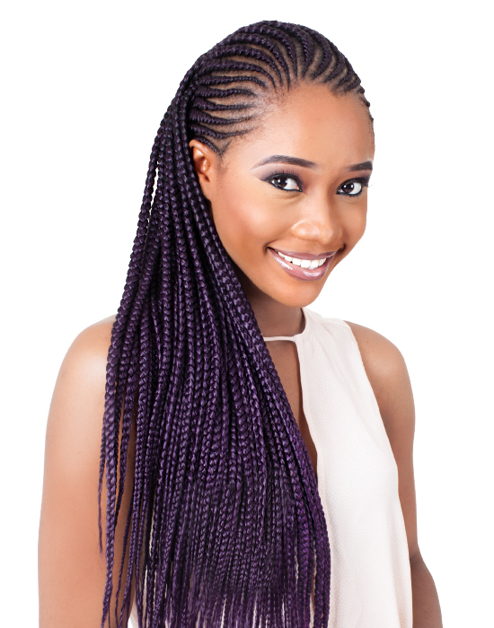 "Sensationnel - X-Pression Ultra Braid - Two Tone 46"" ,Synthetic Hair 160g"
