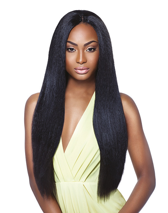 X-Pression Collection - Crochet Braid - Dominican Blow Out Straight 18""