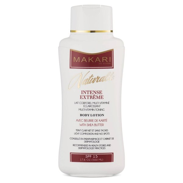 Makari - Naturalle Intensive Extreme Body Lotion - 500ml