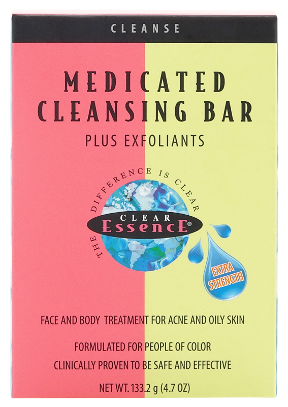 Clear Essence - Medicated Cleansing Bar Plus Exfoliants - Inhalt: 133,2g